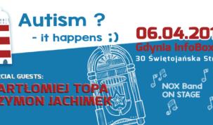 Autism? It happens 2019, graphic source: organizers