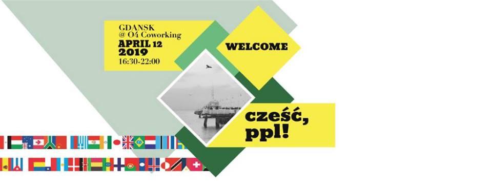Czesc, ppl! official poster, source: organizers