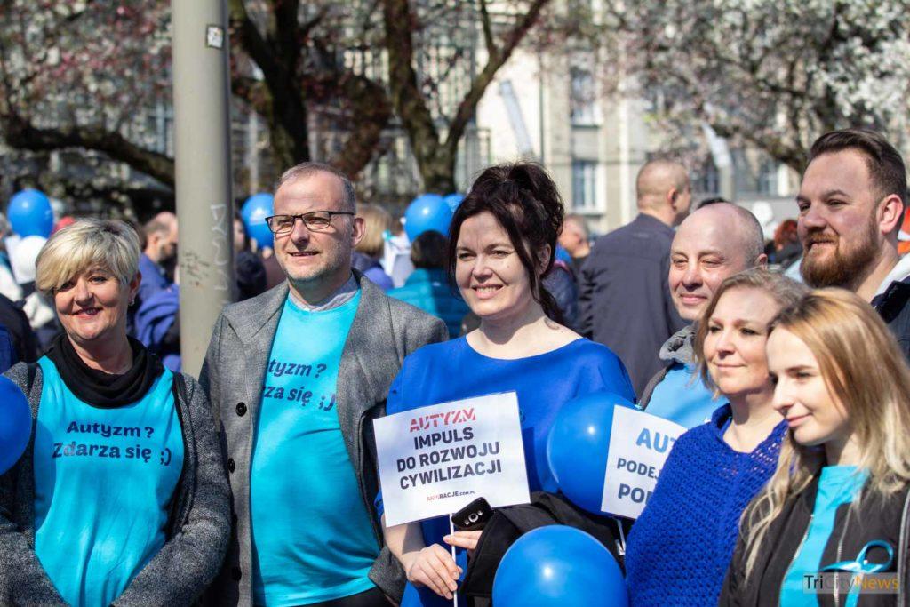 Autism it happens, photo: Jakub Wozniak/Tricity News