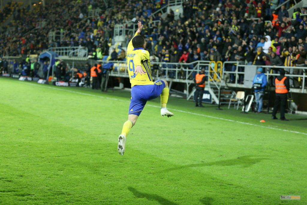 Tricity Derby - Arka Gdynia 0:0 Lechia Gdansk, photo: Luca Aliano/Tricity News