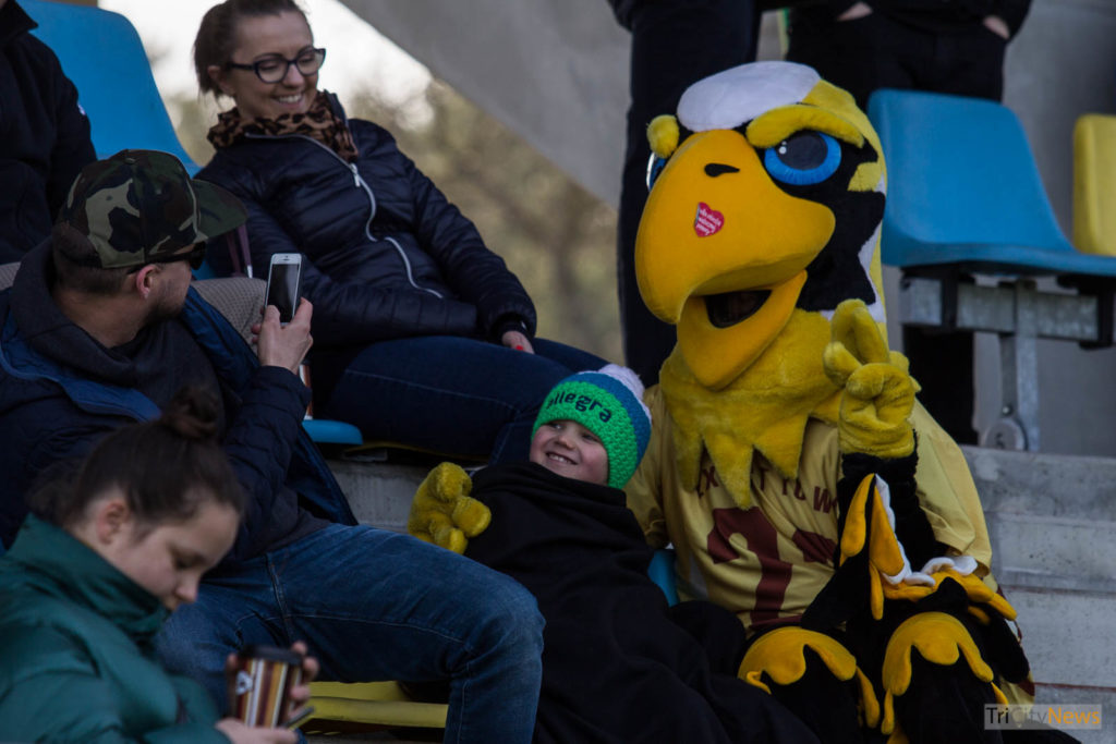 Seahawks Gdynia - Tychy Falcons, photo: Jakub Wozniak/Tricity News