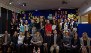 We Can Speak English 2019, photo: Barbara Seleman/Tricity News
