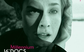 The 16th Millennium Docs Against Gravity Film Festival - graphics source: organizers