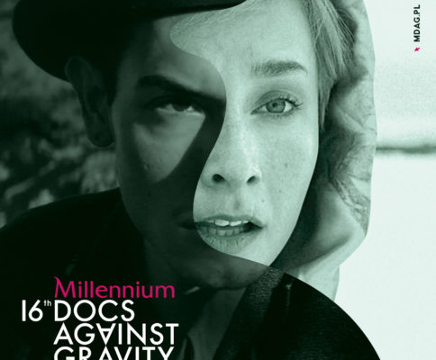The 16th Millennium Docs Against Gravity Film Festival - graphics source: organizers