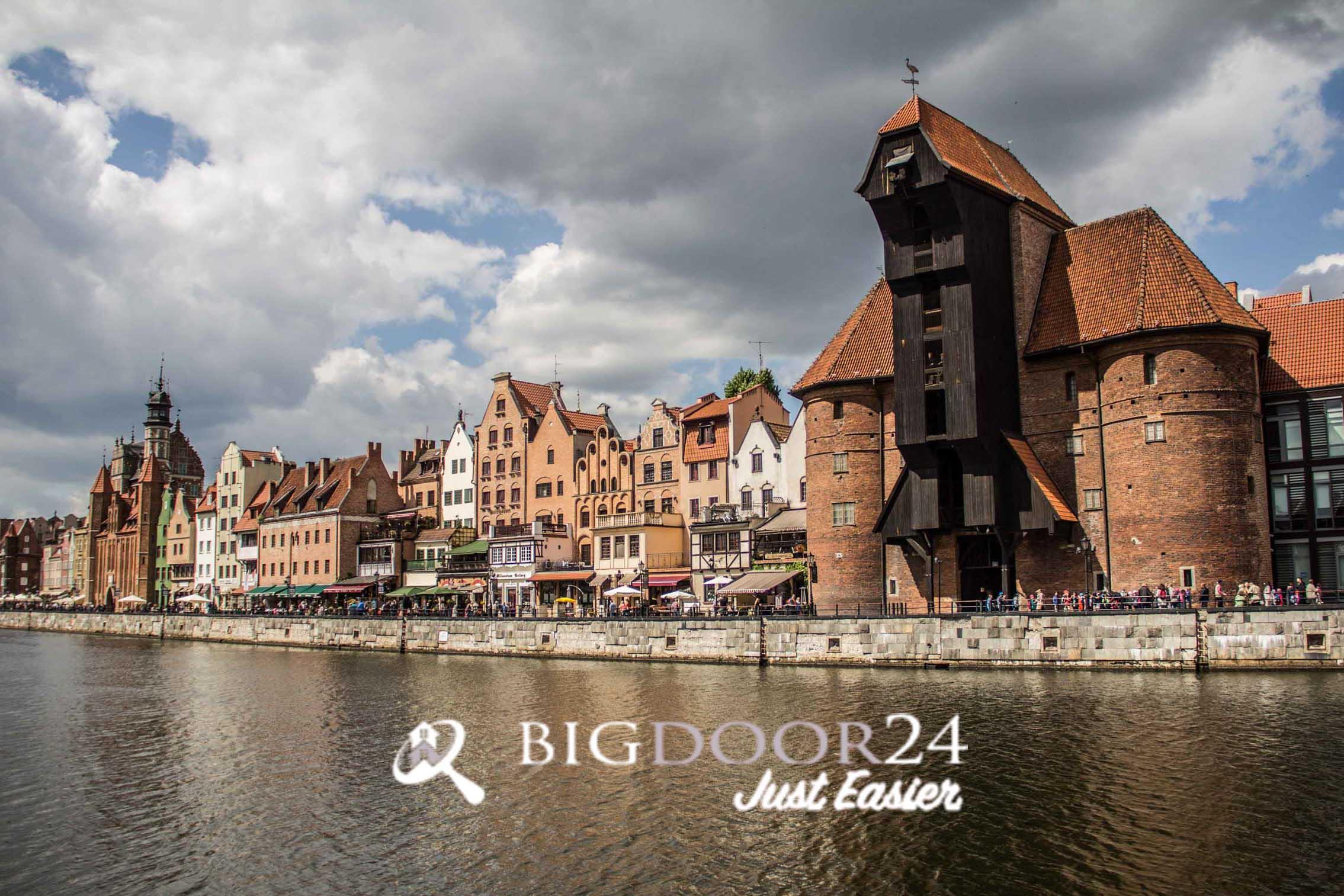 BigDoor24 enters Tricity, photo: Jakub Woźniak/Tricity News