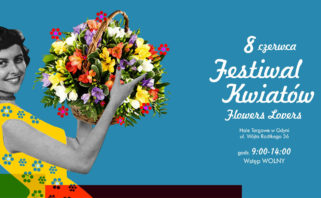 Flowers Festival, graphics- organizers