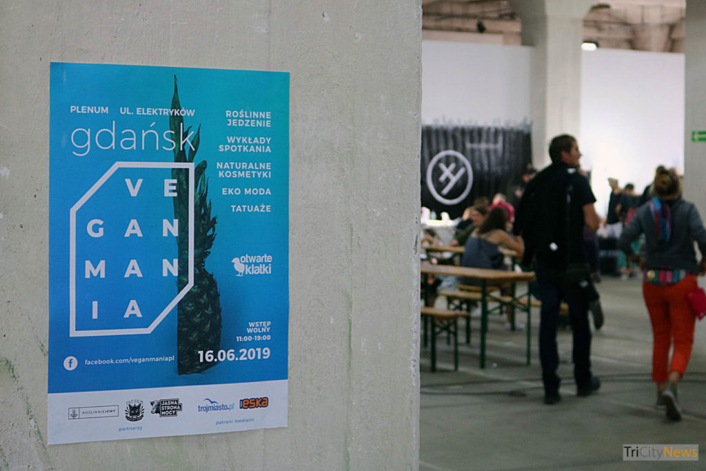 Veganmania 2019, photo: Malgorzata Pietrzak/Tricity News