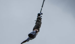 Bungee Jumper, photo: Jakub Wozniak/Tricity News
