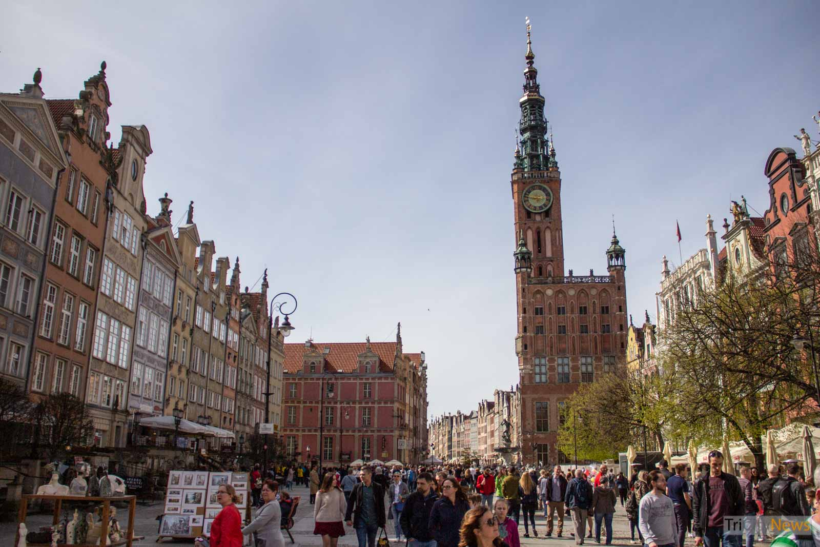 Gdansk Old Town, photo: Jakub Wozniak/Tricity News