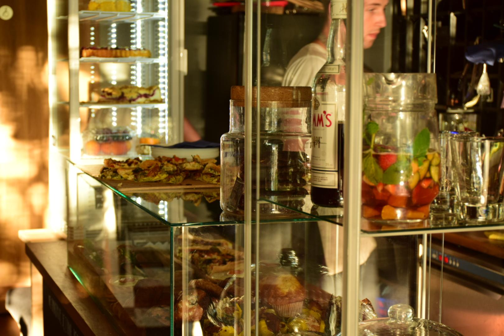 Kofeina cafe, photo: Michal Gornisiewicz