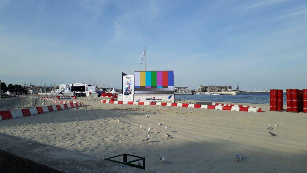 Verva Street Racing preparations, photo: Tomasz Dzierzawski/Tricity News
