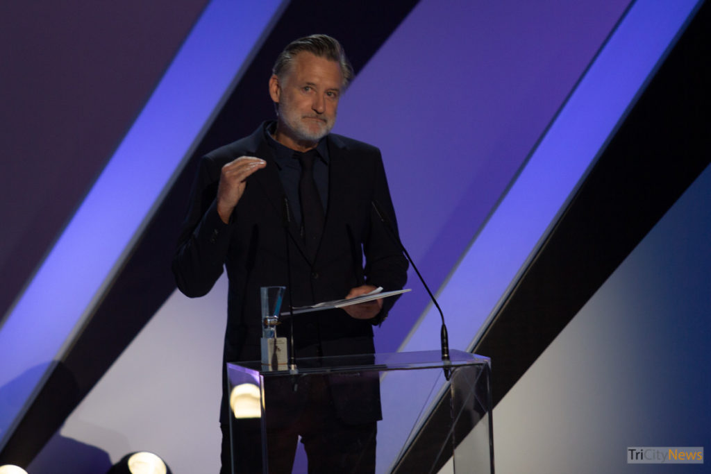 Bill Pullman at the 44th Polish Film Festival in Gdynia, photo: Jakub Wozniak/Tricity News