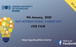 GUT International Career Day 2020