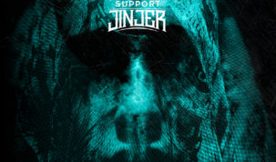 Slipknot at Ergo Arena poster - source: organizers