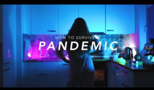 How to survive Coronavirus Pandemic by Trio Stories, photo source: Youtube