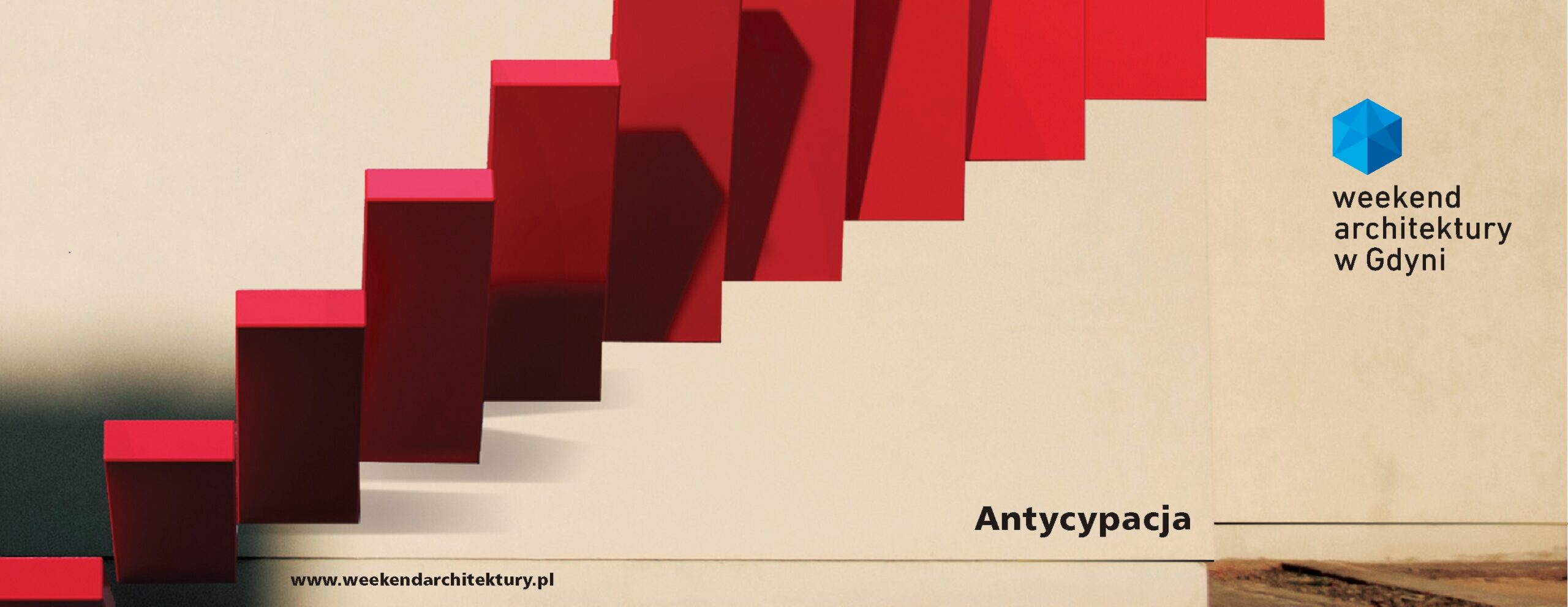 X Architecture Weekend in Gdynia; graphic source: Agencja Rozwoju Gdyni